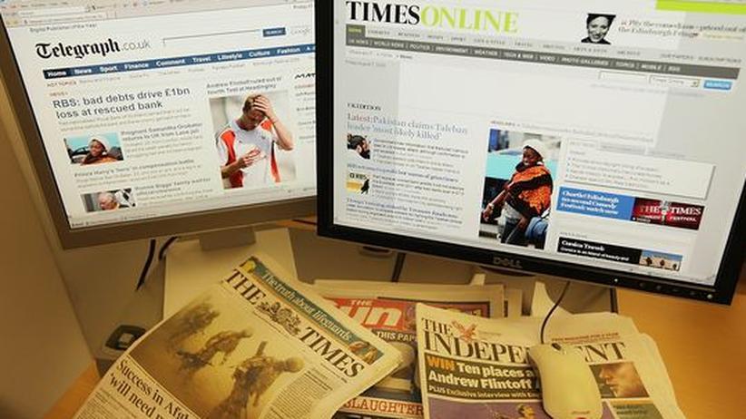 Zeitungen des Konzerns von Rupert Murdoch sollen nicht mehr kostenlos im Netz stehen und nicht bei Google indiziert werden
