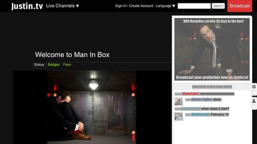 man-in-box