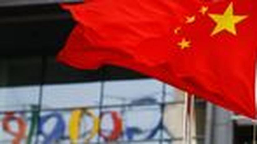 Google vs. China: Ein bisschen gut