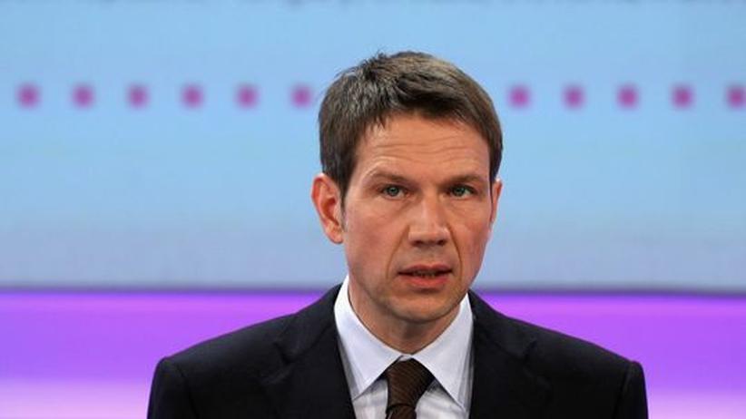 René Obermann, CEO der Deutschen Telekom AG