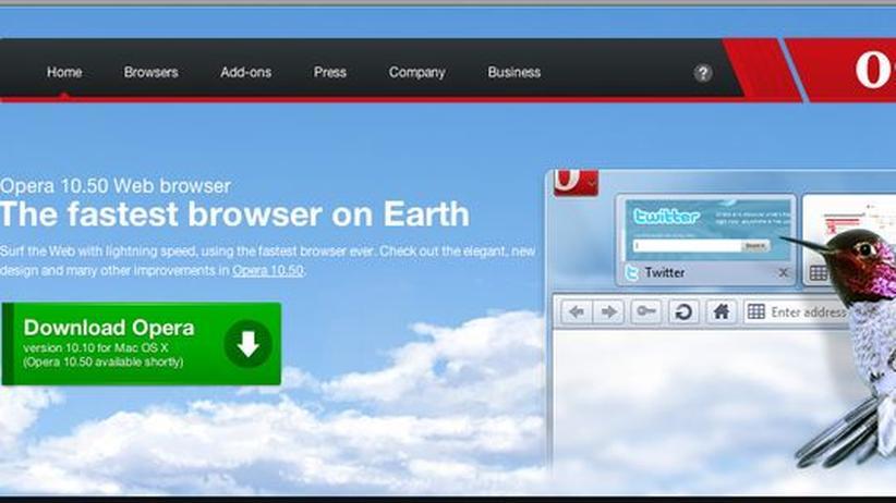Browser: Schneller, schöner, sicherer durchs Netz brausen