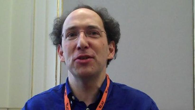 Suchmaschinen: Der Entwickler von Wolfram Alpha heißt Conrad Wolfram