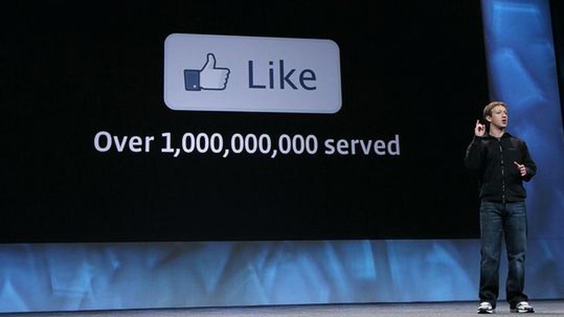Like - ich mag es, heißt die neue Funktion von Facebook, die auf praktisch jeder Seite im Netz eingebunden werden kann