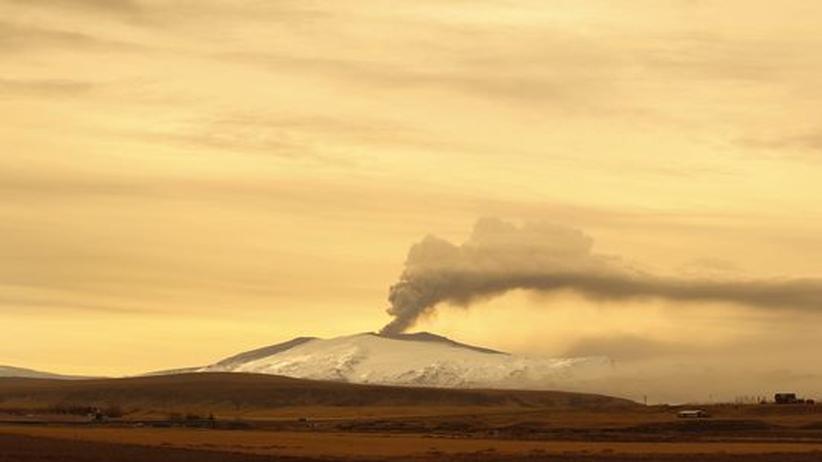 Der Vulkan Eyjafjallajökull sorgte nicht nur am Himmel für wachsende Wolken, auch im Internet breitete sich das Thema aus