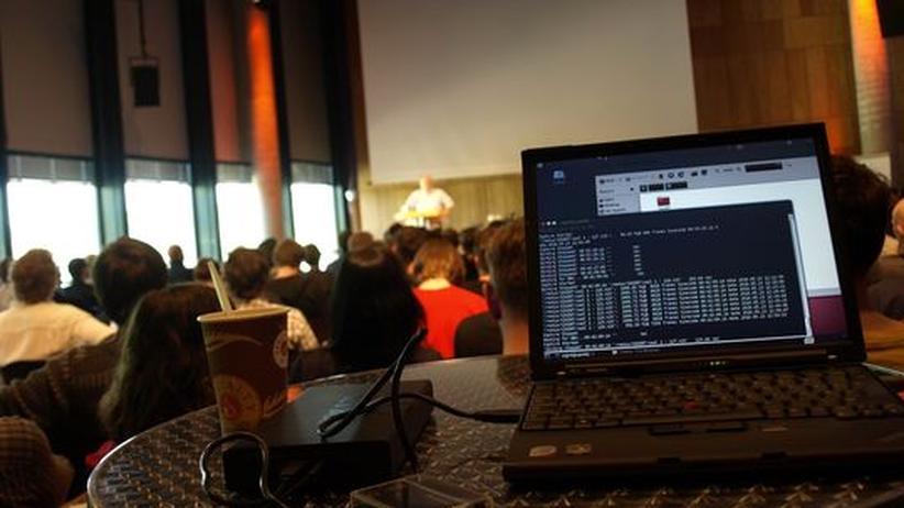 Freiheit im Netz: Hacker an die Macht