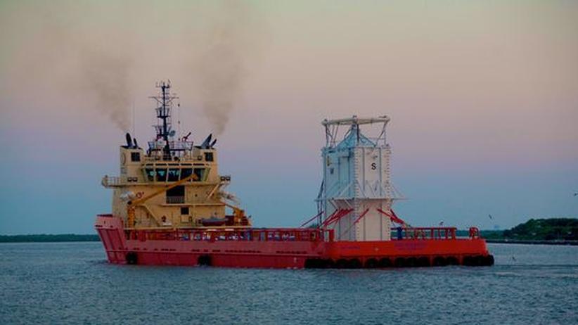 Krisenkommunikation: BP errichtet Ölbarrieren im Netz