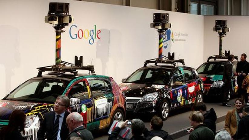Die Daten von Google Street View können allen nützen