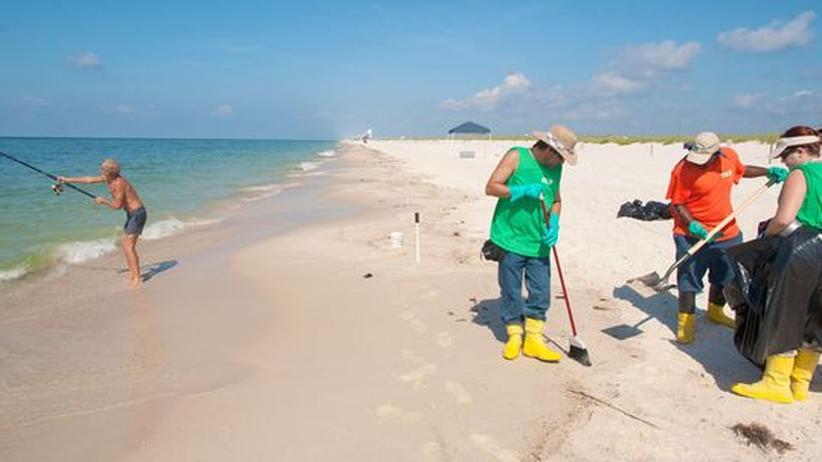 Ölkatastrophe: BP will sauberes Image kaufen