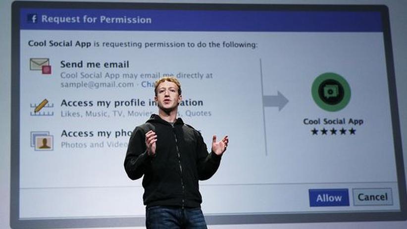 Facebook: Mehr Datenschutz: Facebook-Gründer Zuckerberg verspricht die Privatsphäre der Nutzer besser zu schützen