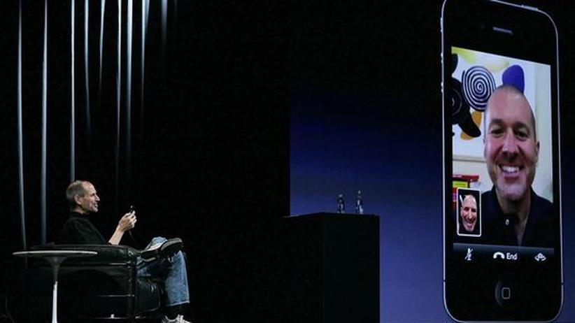 iPhone 4: Telefonsex mit Apple