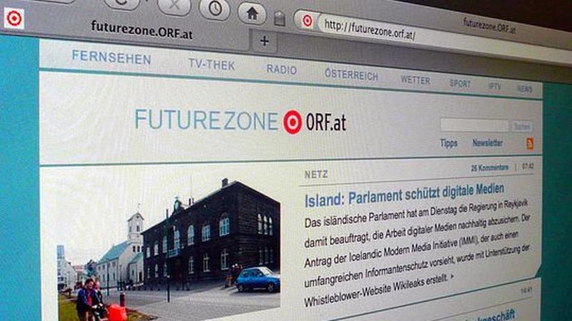 Onlineportal Futurezone: ORF soll Qualität sparen, nicht Geld