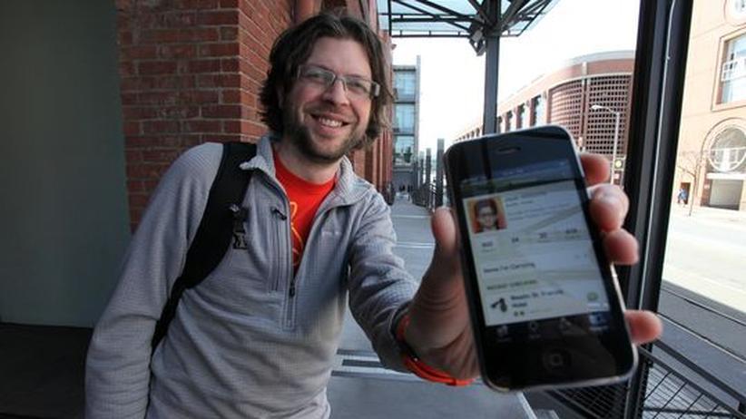 """Foursquare: Die Gefahr des """"Wo bin ich gerade""""-Spleens"""
