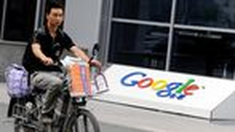 Internetzensur: Google hadert mit sich und mit Peking
