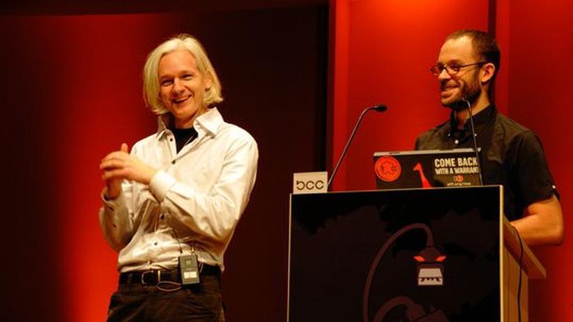 Wikileaks: Wikileaks legt Spenden offen – ein wenig