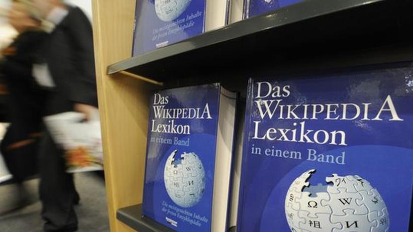 Historiker Peter Haber: Ob im Netz oder sogar gedruckt, im gesammelten Wissen der Enzyklopädie Wikipedia schlagen auch Wissenschaftler gelegentlich nach