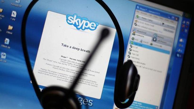Telefonieren: Skype will an die Börse