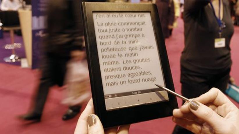 E-Books: Von elektronischen Büchern und anderen Fabelwesen