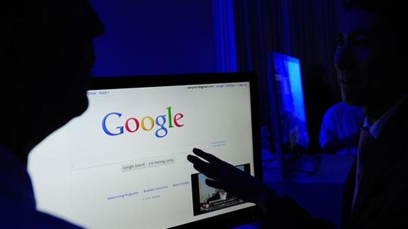 GoogleTV: Flimmernetz