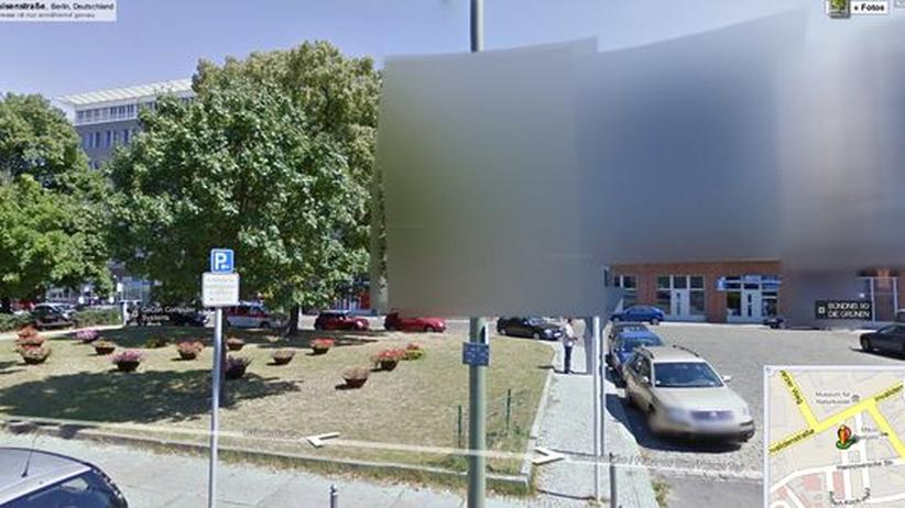 Google Street View: Pixel-Tristesse in Blurmany