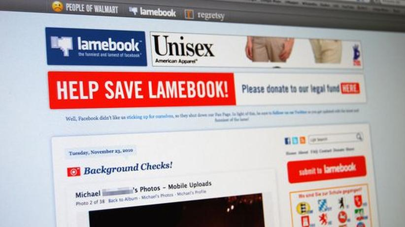 Zensur: Facebook schmeißt Konkurrenten raus