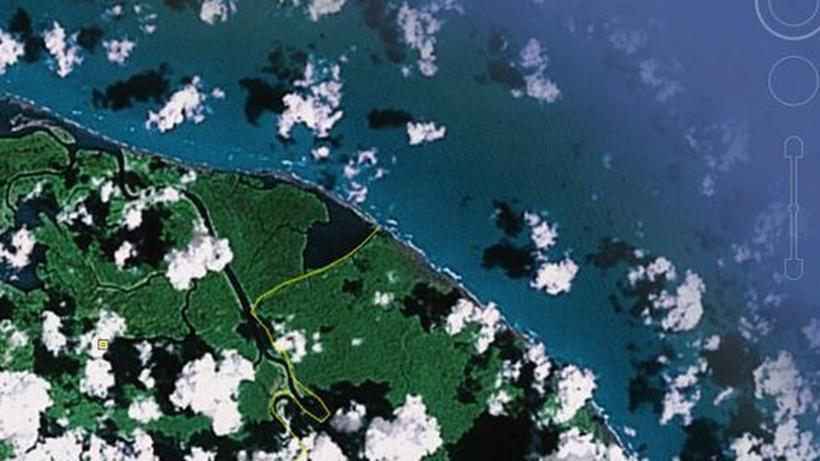 Google Maps: Google in Grenzstreit verwickelt | ZEIT ONLINE