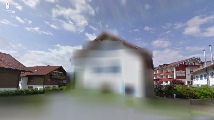 Google Street View: Deutschland, was hast Du getan?