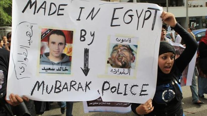 Blogs in Ägypten: Die mutigeren Journalisten