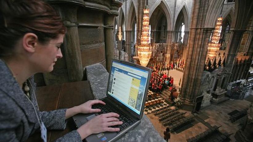 Religion im Netz: Google als modernes Sprachrohr Gottes