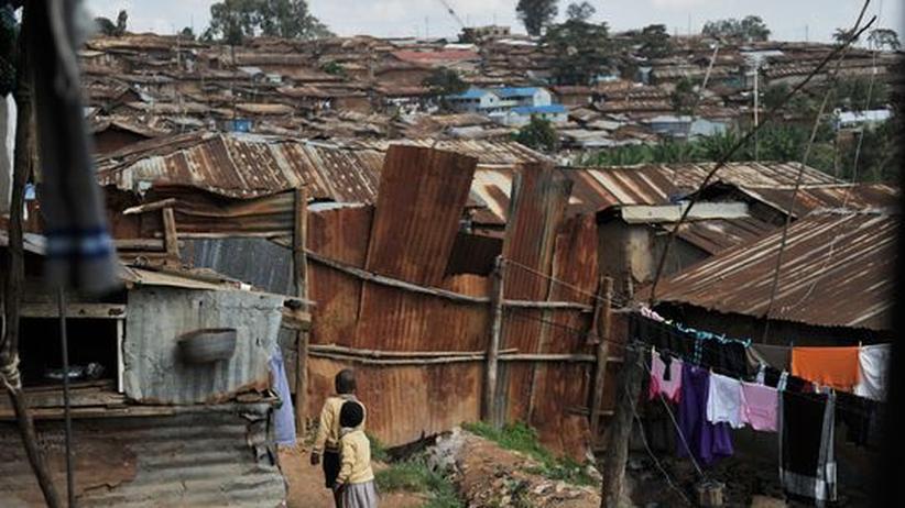 Open Data: Wie ein Slum in Nairobi aus dem Schatten tritt