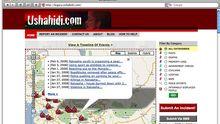 Die Plattform Ushahidi hilft dabei, Botschaften in Krisenlagen zu sammeln und so einen Überblick zu verschaffen