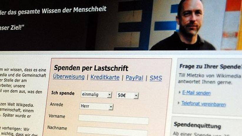 """Ex-Wikimedia-Vorstand Haase: """"Wikipedia ist in einer Sackgasse"""""""