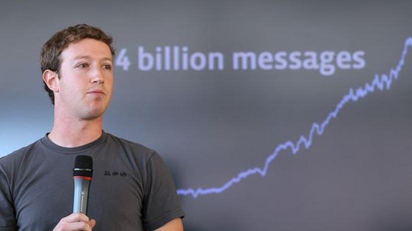 Facebook: Börsengang schürt Angst vor Facebooks Wissensdurst