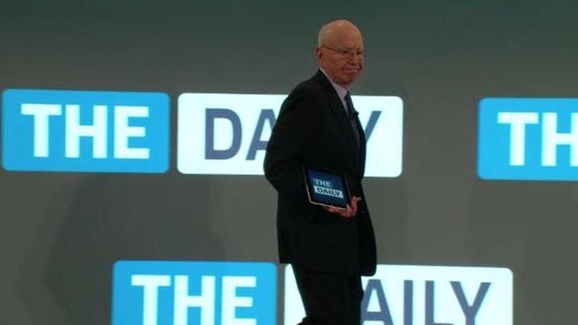 Online-Journalismus: Zeitungsverlage hoffen auf iPad-Erlöse