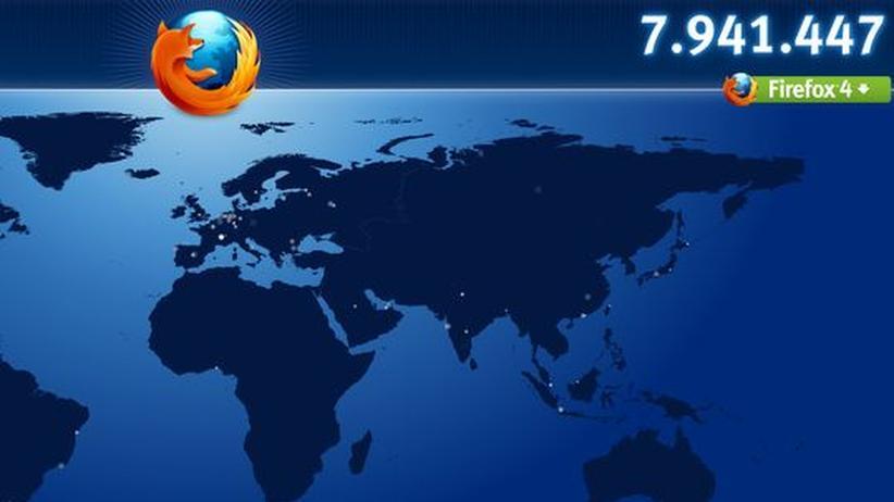 Mozilla Firefox 4: Umgeräumt und erweitert