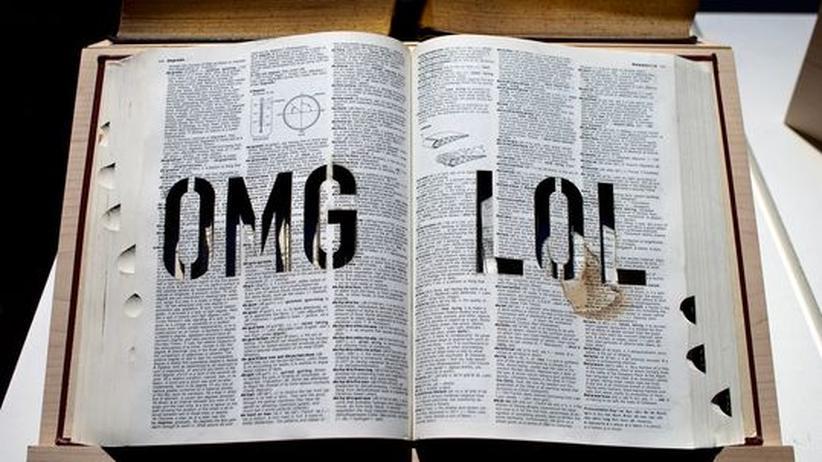 Netzsprache: Lol-Speak wird offizielles Englisch