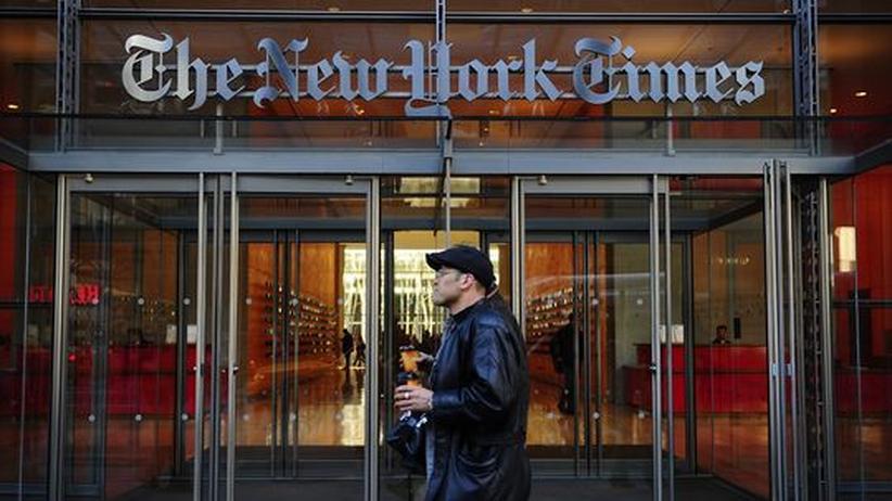 New York Times: Die Quadratur des Online-Kreises