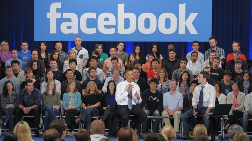 Soziale Netzwerke: Facebook und die Macht