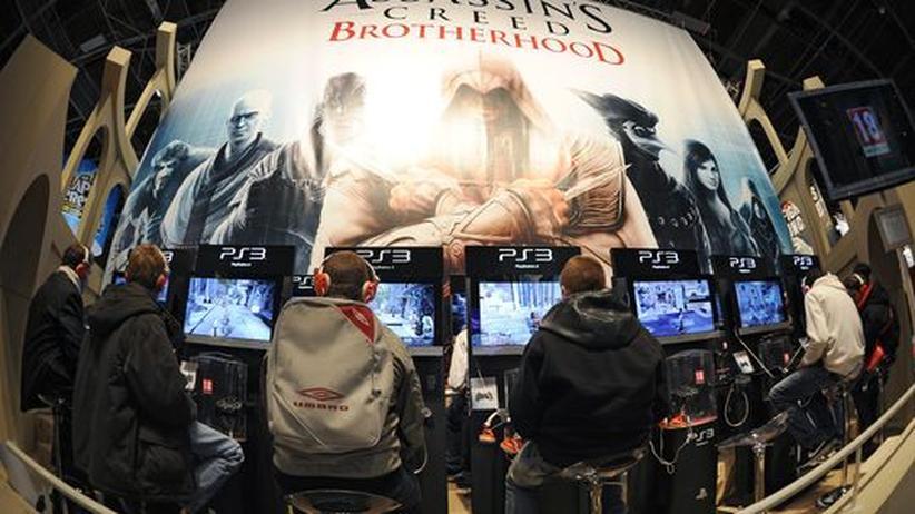 Anonymous: Vor kurzem griff Anonymous das Unternehmen Sony an, weil es gegen den Hack seiner Playstation 3 vorgegangen ist