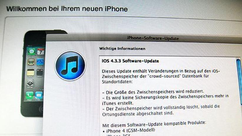 Ortungsdaten: Apple-Geräte speichern Standort nicht mehr unbegrenzt