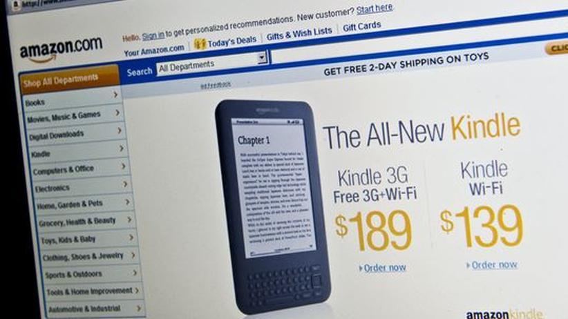 E-Books: Amazon verkauft nun überwiegend E-Books
