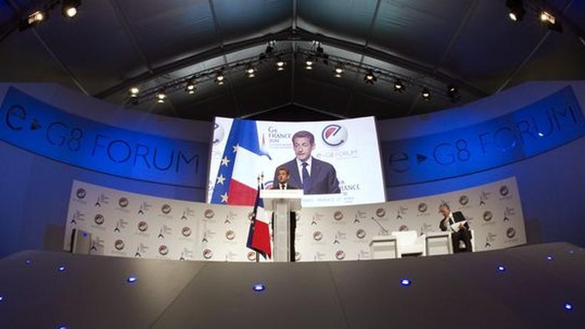 eG8-Forum: Die Kolonialherren des Internets