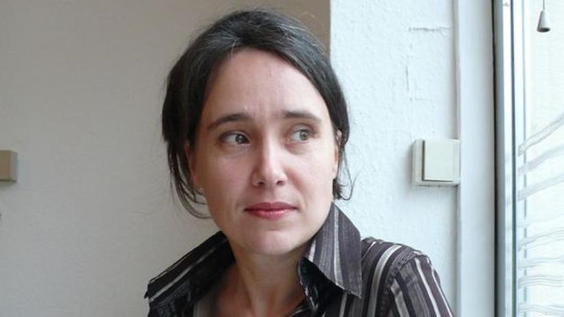 Medienwandel: Die Germanistin Sabria David ist Mitbetreiberin des Slow Media Blogs und beschäftigt sich dort mit Fragen des Medienwandels und der digitalen Kommunikation