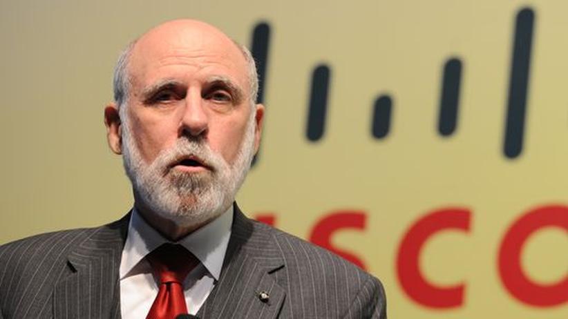 Vint Cerf: Cloud-Dienste sind noch am Anfang