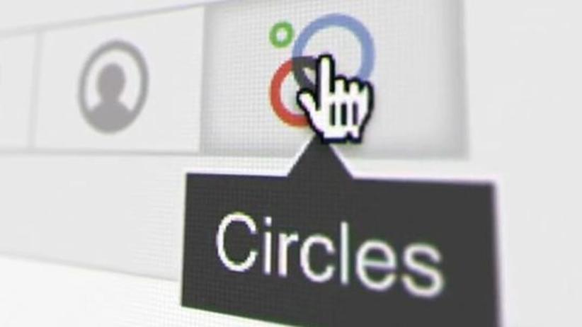 Google+: Kommunizieren in Kreisen