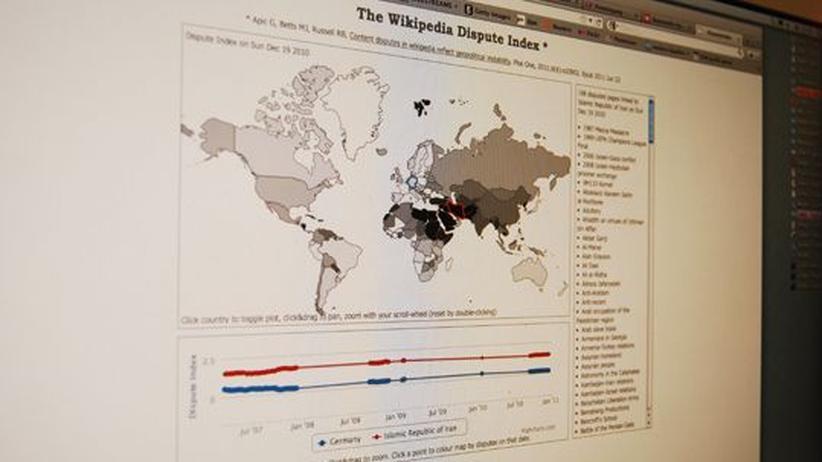 Mustererkennung: Wikipedia weiß, wie stabil ein Staat ist