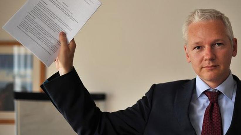 Whistleblower: Wikileaks-Gründer Julian Assange