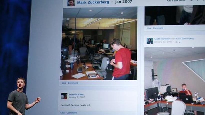 Soziales Netzwerk: Die Utopie ist da