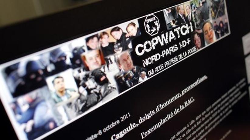"Netzsperren: Frankreich verhängt Netzsperre über ""Copwatch"""