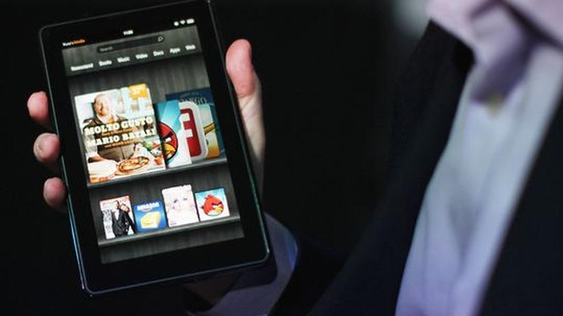 Amazon und Apple: Der Kindle Fire von Amazon – eine Einkaufsmaschine