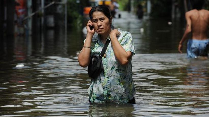 Thailand: Digitale Fluthelfer sind schneller und genauer